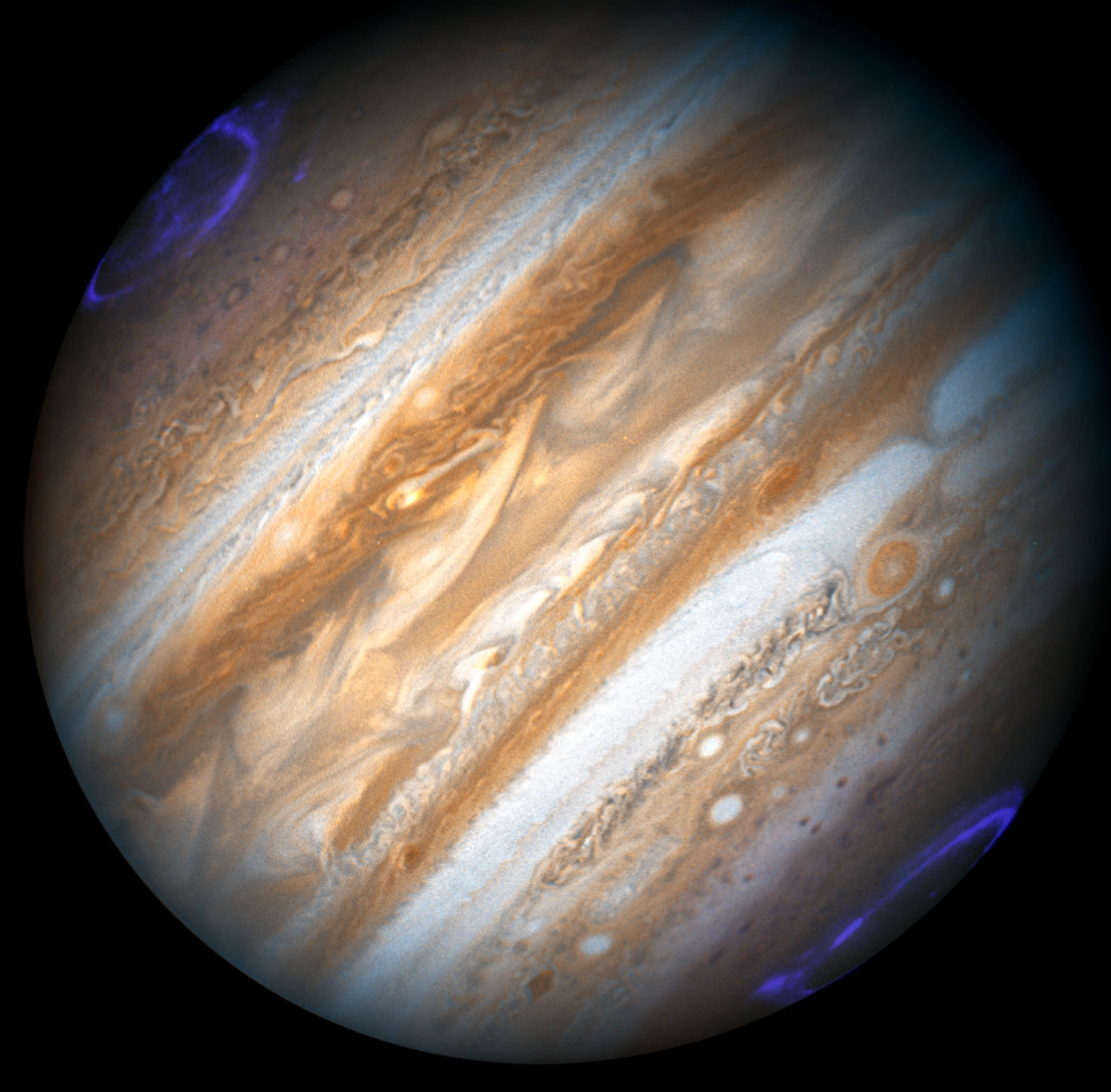Planet Yupiter ~ Dunia Antariksa