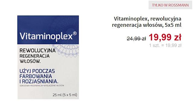 Vitaminoplex - Regeneracja włosów