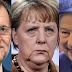Se encuentran Rajoy, Merkel y la reina de Inglaterra en el infierno...