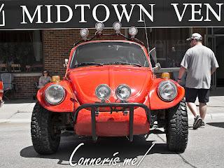 1974 Volkswagen Super Beetle Front