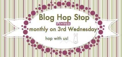 Monthly Blog Hop