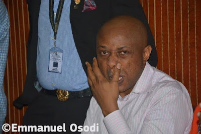 Notorious Kidnapper Evans In Court, Pleads Guilty