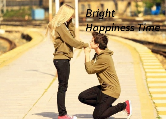 Propose Day Happiness Whatsapp Status women's