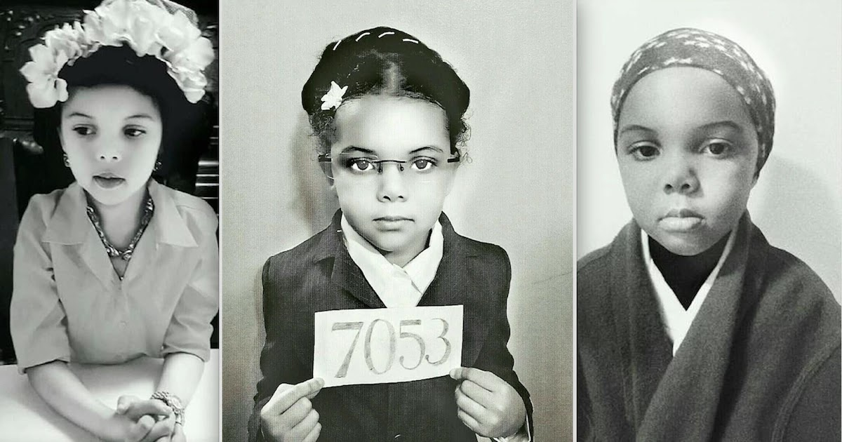 5-Year-Old Girl Recreated 28 Iconic Black Women To Celebrate Black History Month