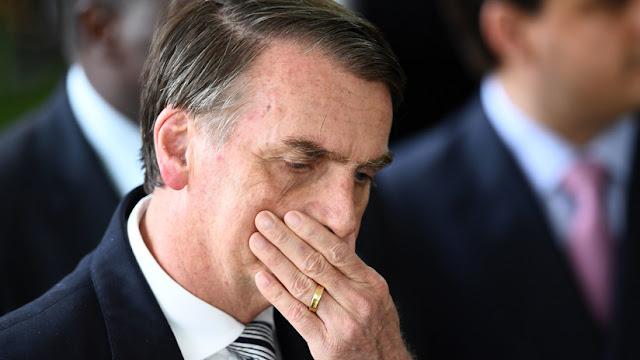 """""""Pagos atípicos"""": La corrupción salpica a la familia Bolsonaro"""