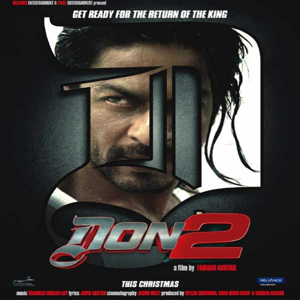 Don 2, Don 2 Synopsis, Don 2 Trailer, Don 2 Review, Don 2 Potser