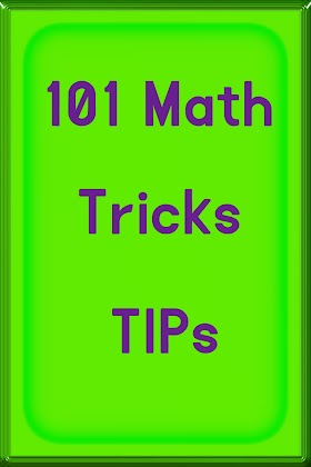 101 Maths Tips and Tricks  Maths book Free Download
