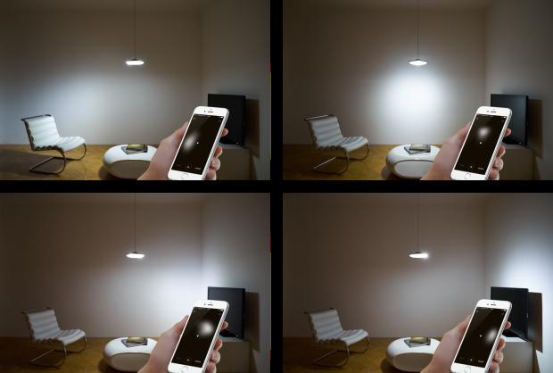 lampu pintar fluxo