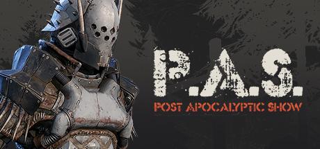 P.A.S. el nuevo battle royale postapocaliptico !