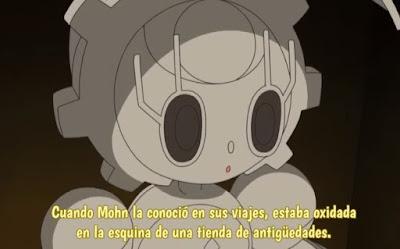 Pokemon Sol y Luna Capitulo 116 Temporada 20 Lilie y la Princesa Mecánica Secreta
