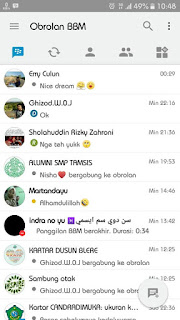BBM IOS Iphone Light v12 v3.1.0.13 APK