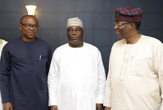 Atiku and Peter obi
