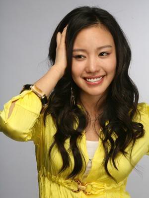 Kim Ah Jung Beautiful Asian Artists