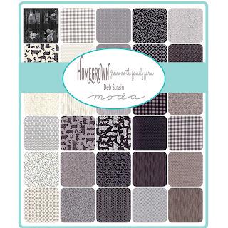 Moda Homegrown Fabric by Deb Strain for Moda Fabrics