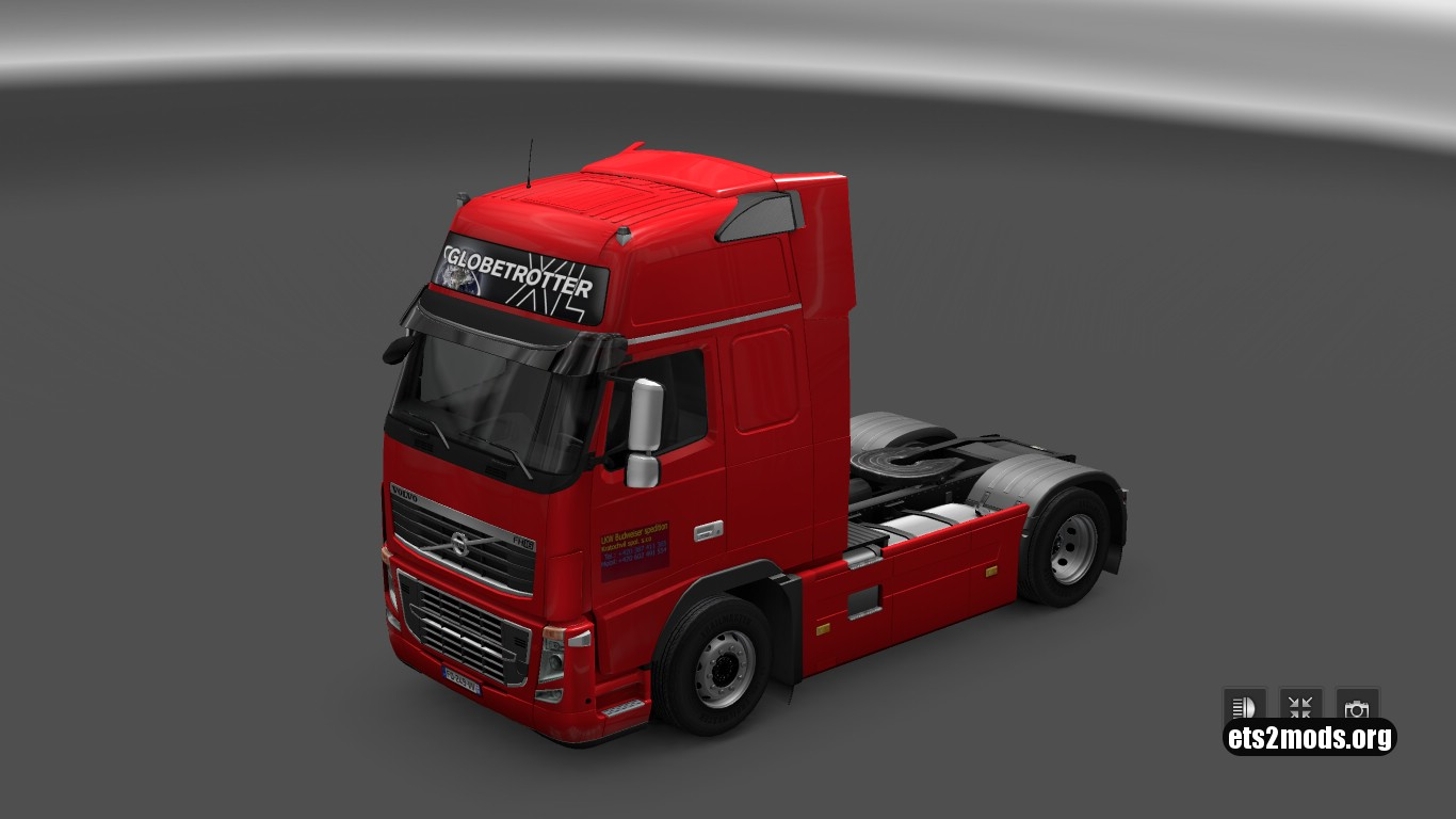 LKW Budweiser Spedition Combo Pack