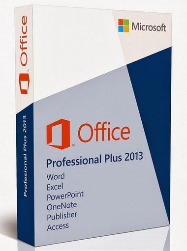 Microsoft Office 2013 PRO Plus 15.0.4420.1017