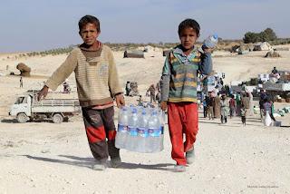20 Juta Anak-anak Muslim di Suriah, Irak dan Yaman Membutuhkan Bantuan