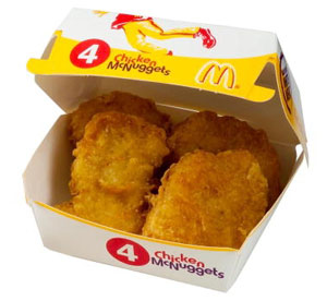 Geek Go-Tos: How to Get 8 Chicken McNuggets for Cheaper