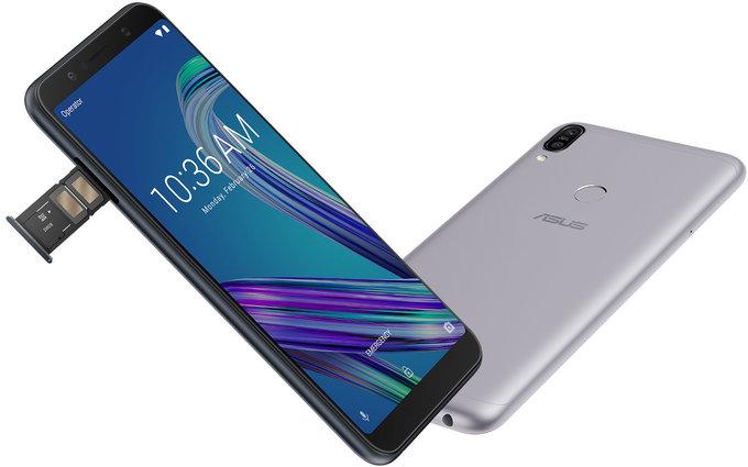 ASUS ZenFone Max Pro M1 : Snapdragon 636, Primeiro smartphone com  Android Oreo puro da Asus e bateria parruda 2
