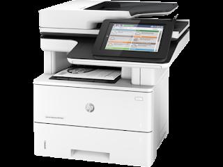 HP LaserJet Enterprise MFP M527dn driver download