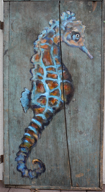 Shelly Broughton Art Sea Creature Paintings