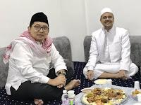 Kunker Haji, Begini Pertemuan Fadli Zon dengan Rizieq Shihab di Madinah..