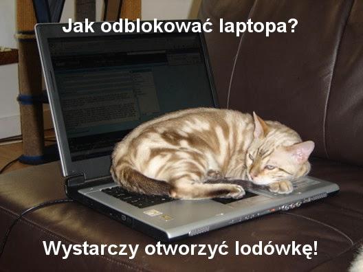 Jak odblokować laptopa?