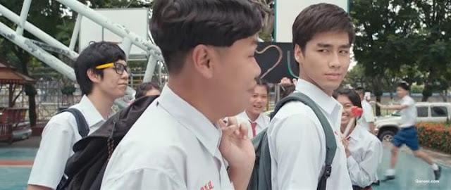 Hantu Baca Film Thailand Terbaik Romantis Komedi Seru First Kiss