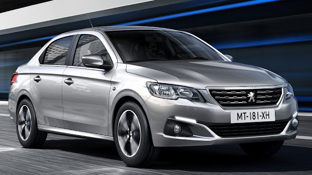 Peugeot 301 1.6 HDI Active teknik özellikleri