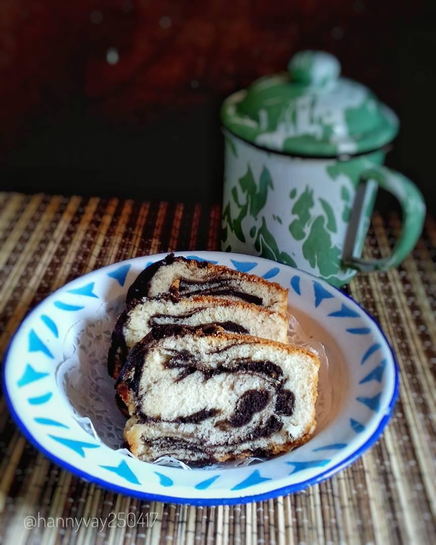 Resep Marmer Cake Pak Sahak