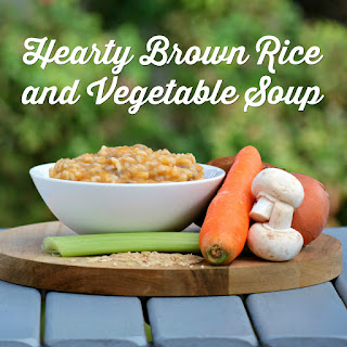 Hearty Brown Rice and Vegetable Soup Recipe