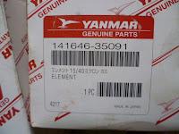 Yanmar Engine Spare parts for Sale, Yanmar S 165 LEN, S165