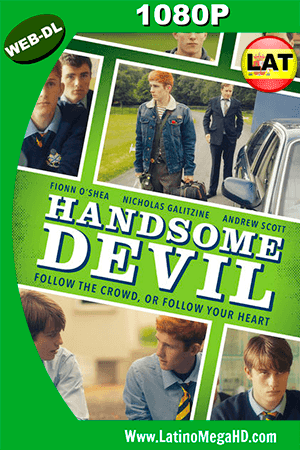 Handsome Devil (2016) Latino HD WEBDL 1080P ()