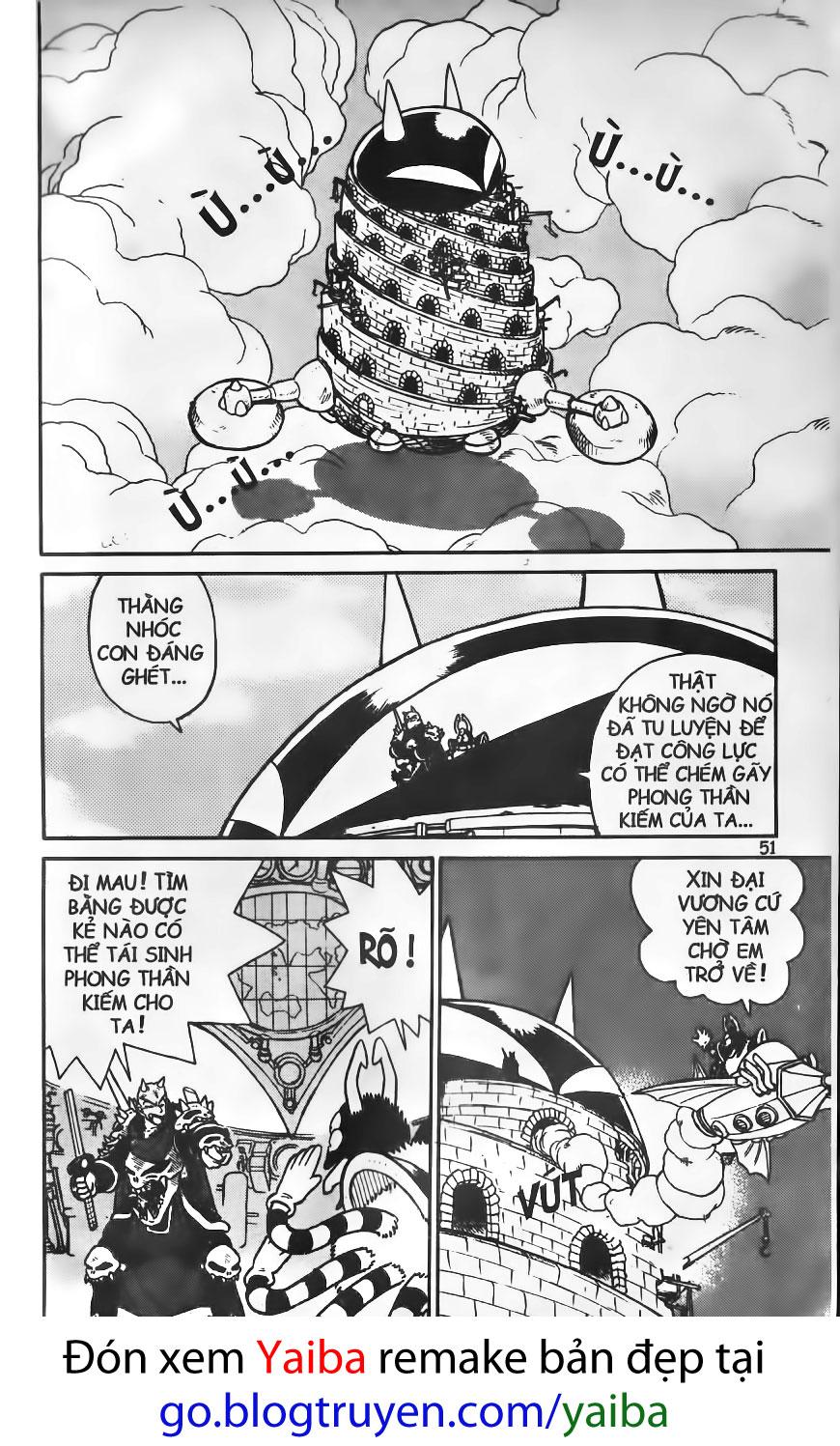 Yaiba chap 62 trang 12