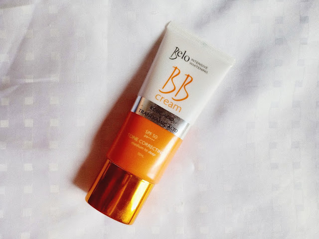 Belo Intense Whitening BB Cream