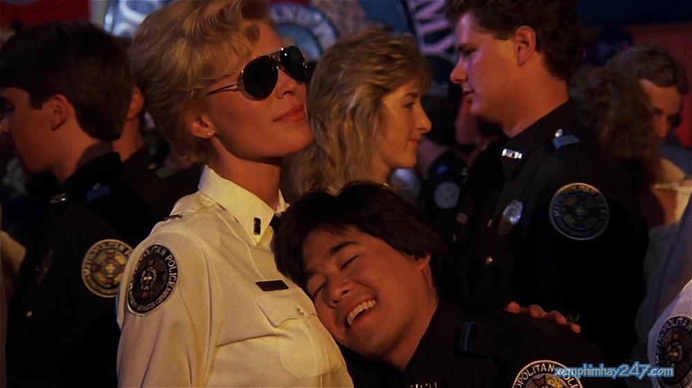 http://xemphimhay247.com - Xem phim hay 247 - Học Viện Cảnh Sát 3 (1986) - Police Academy 3: Back In Training (1986)