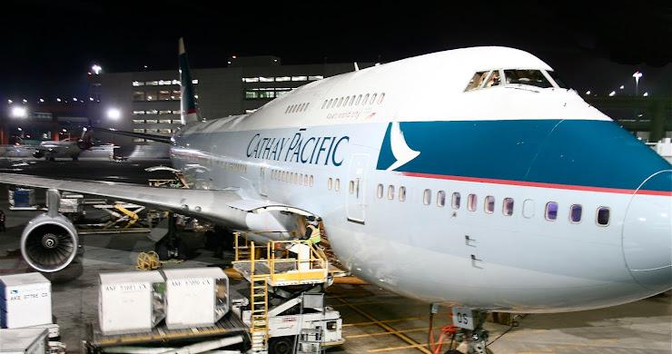 The Redeye to Hong Kong
