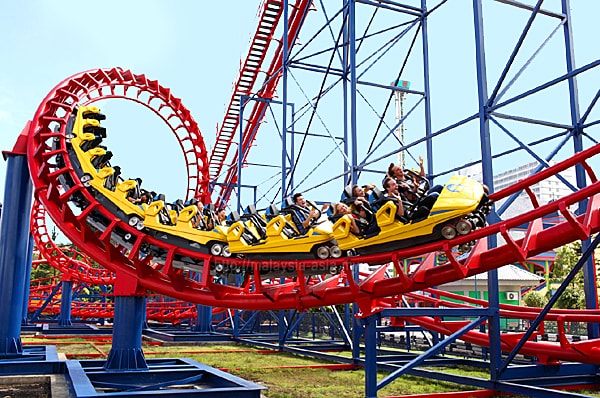 Genting Highlands Old Theme Park