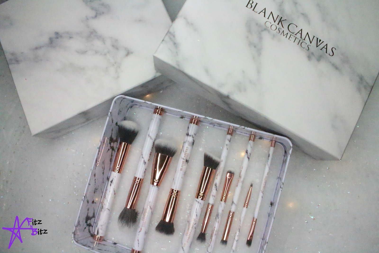 Blank Canvas Cosmetics Magnimarble Set