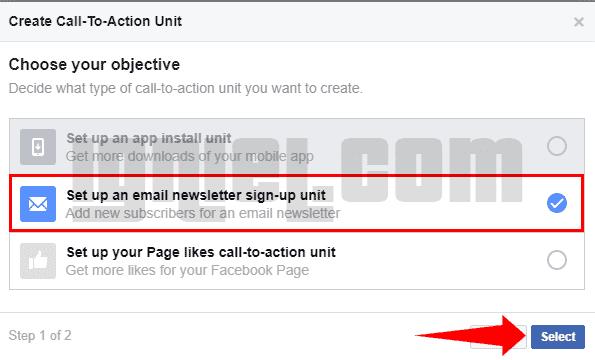 Cara Membuat Tombol Berlangganan Via Email Di Instant Articles