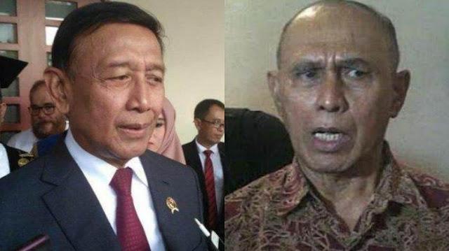Ditantang Wiranto Sumpah Pocong, Kivlan Zen: Itu Sumpah Setan, Kalau Berani Debat Terbuka
