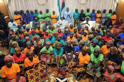 Some released Chibok girls to undergo surgery - Minister of Women Affairs