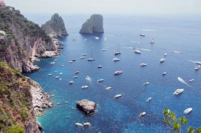 Isla de Capri - Italia