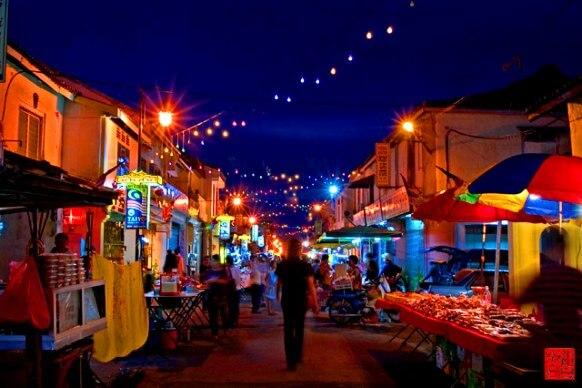 jonker walk pasar malam