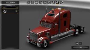 Freightliner Coronado Truck v 2.0