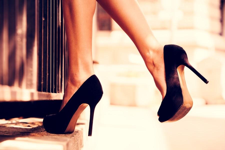 Consejos para caminar con tacones