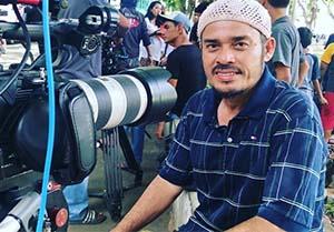 Asrul Dahlan pemeran Syafei
