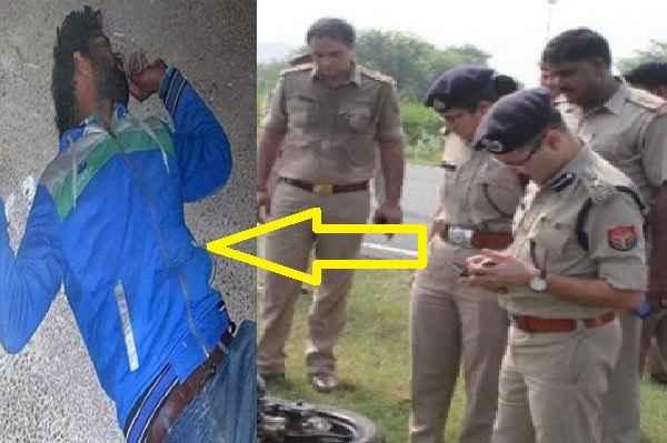 योगी-राज में बदमाशों के लिए काल बन गयी है यूपी पुलिस, मांगते हैं फिरौती तो खाते हैं गोलियां