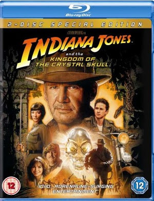 Indiana Jones The Kingdom Of The Crystal Skull 2008 Daul Audio 720p BRRip HEVC x265