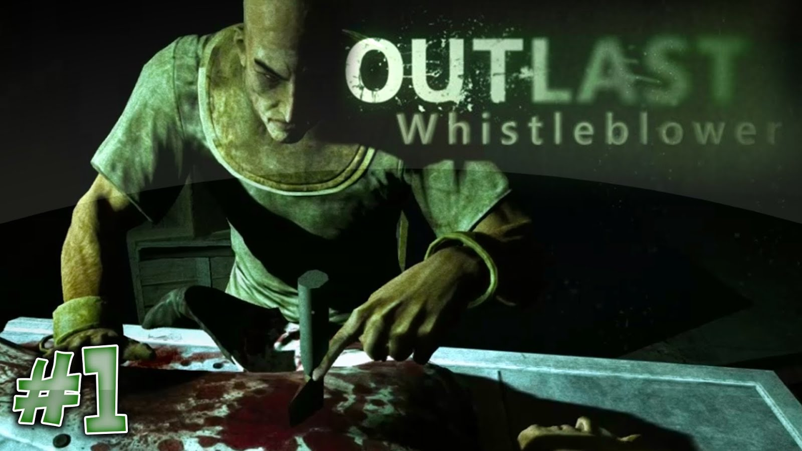 Download Jogo Outlast Whistleblower + DLC PC Torrent PT-BR